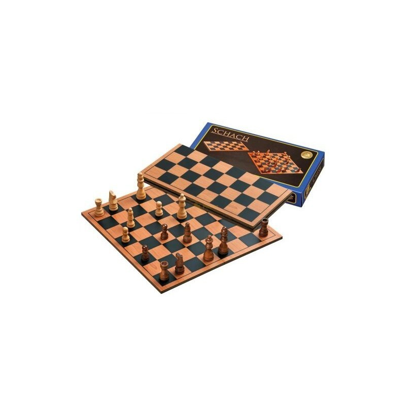 Nr.: 2709 Schach-Set, Feldgröße 27 mm - 2709 Philos Spiele