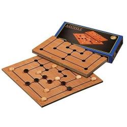 Nr.: 3181 Mühle-Set - 3181 Philos Spiele