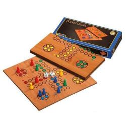 Nr.: 3308 Würfelspiel-Set - 3308 Philos Spiele