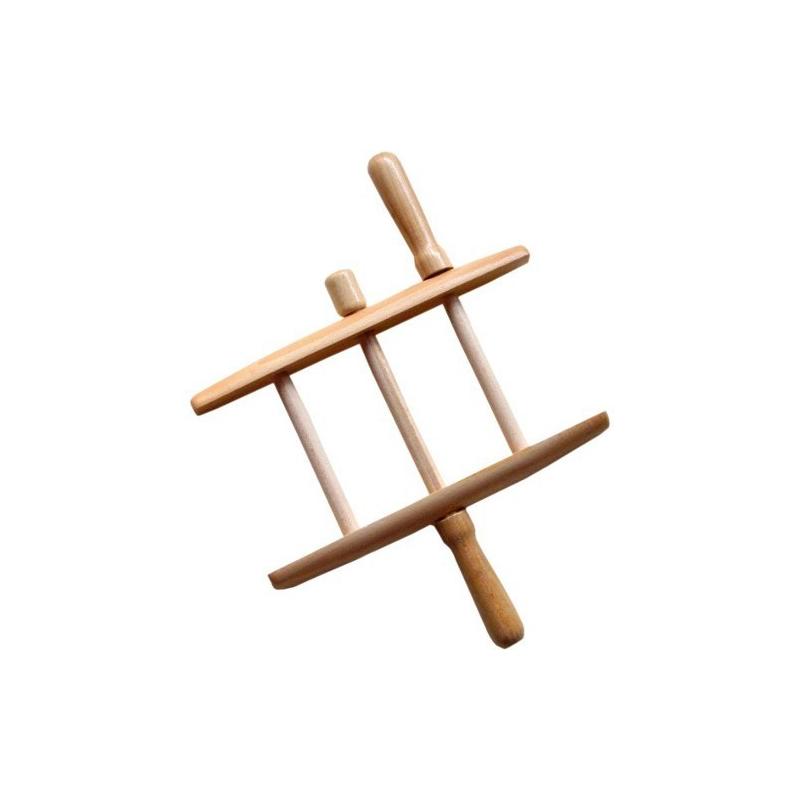 Nr.: 0139 Leinenwickler aus Holz - Holzladen24.de
