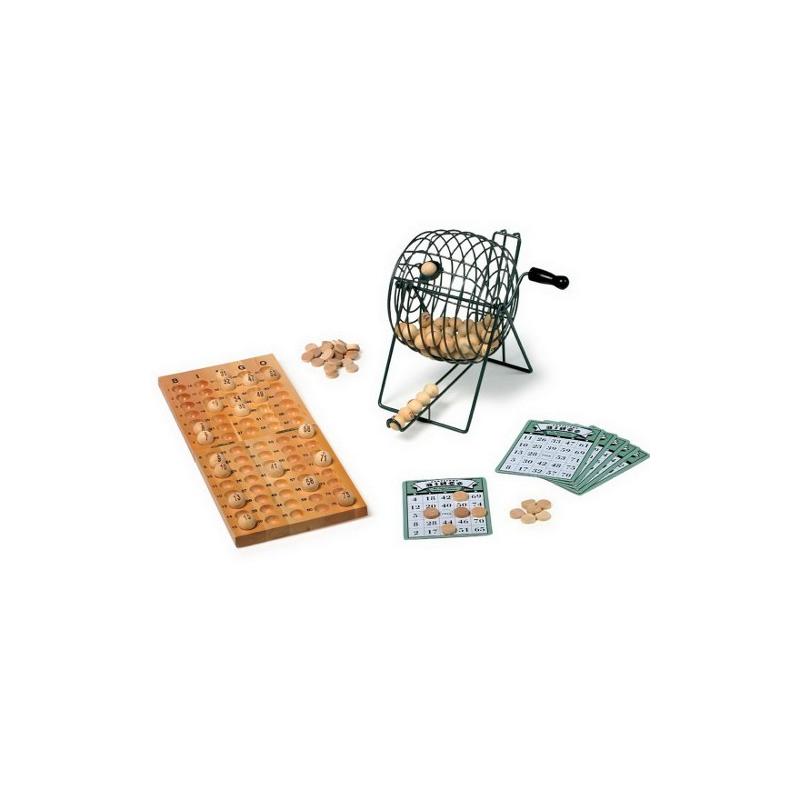 Nr.: 1831 Bingo Spiel in Holz - Holzladen24.de
