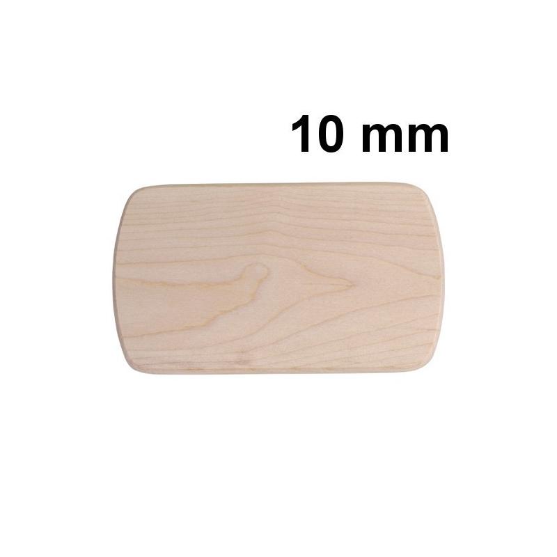 Nr.: 10200 Holzbrettchen - Ahornbrettchen - Holzladen24.de