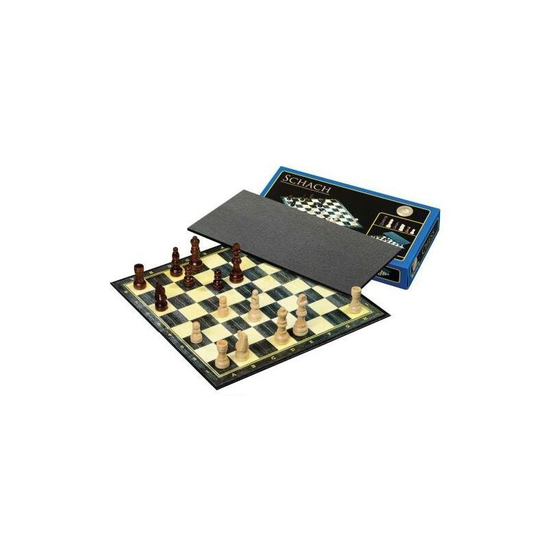 Nr.: 2706 Schach-Set, Feldgröße 30 mm - 2706 Philos Spiele