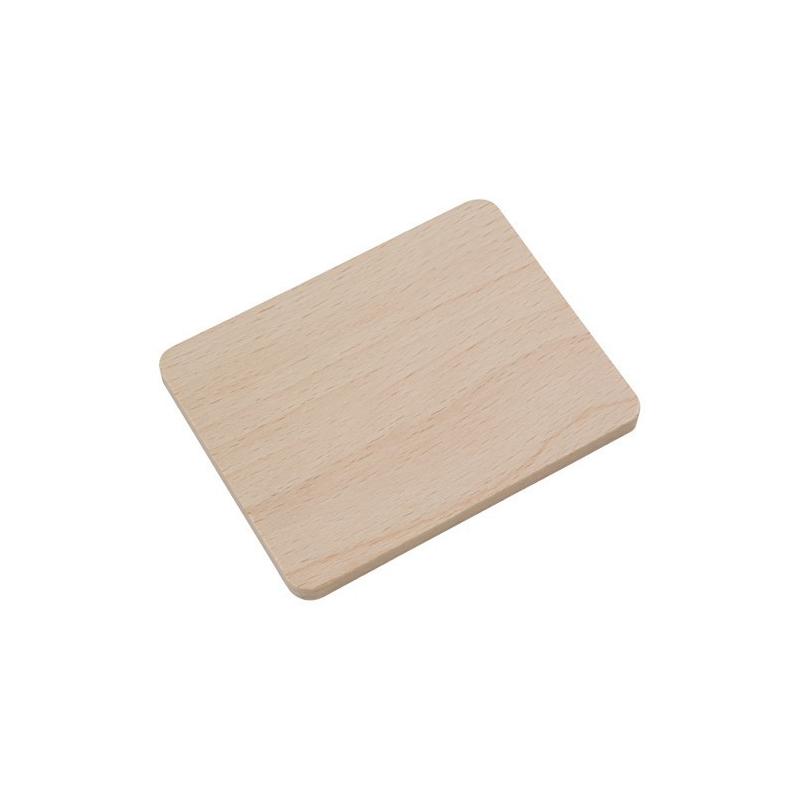 Nr.: 12810 Ein Untersetzer aus Buche  - 12810 Holzladen24.de