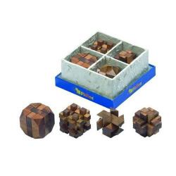 Nr.: 6165 Puzzle Geschenkset I - 6165 Philos Spiele