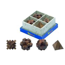 Nr.: 6166 Puzzle Geschenkset II - 6166 Philos Spiele
