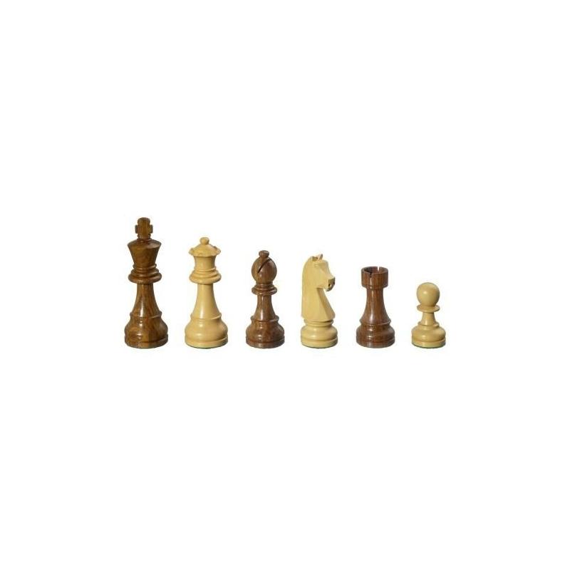Nr.: 2007 Schachfiguren Arcadius KH 95 mm - 2007 Philos Spiele