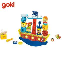 Nr.: 56736 Balancierschiff Piratenschiff - 56736 GoKi