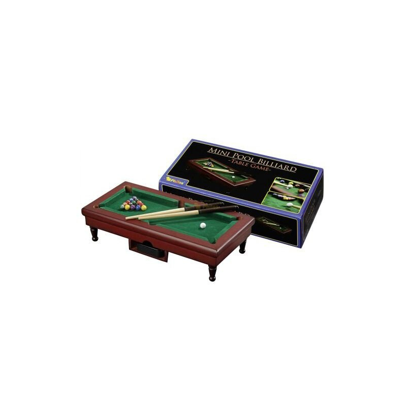 Nr.: 3231 Mini Pool Billiard - 3231 Philos-Spiele