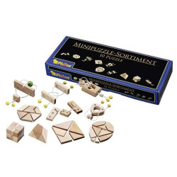 Nr.: 6923 Minipuzzle-Sortiment - 6923 Philos Spiele