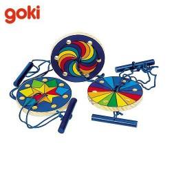 Nr.: GK187 3 Sturmscheiben im Set - GK 187 GoKi