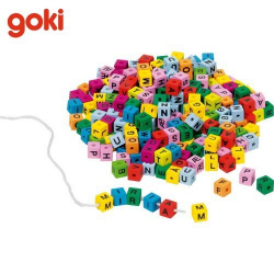 Nr.: 58908 311 Buchstabenwürfel - 58908 GoKi