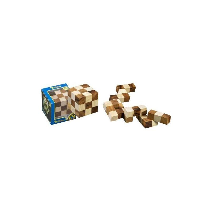 Nr.: 6010 Schlangenwürfel klein - 6010 Philos Spiele