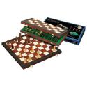 Nr.: 2605 Schachkassette Fischer Feldgröße 40 mm - 2605 Philos Spiele