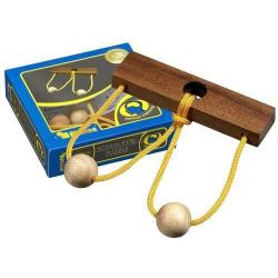 Nr.: 6100 Seilpuzzle Schlaufenpuzzle - 6100 Philos Spiele