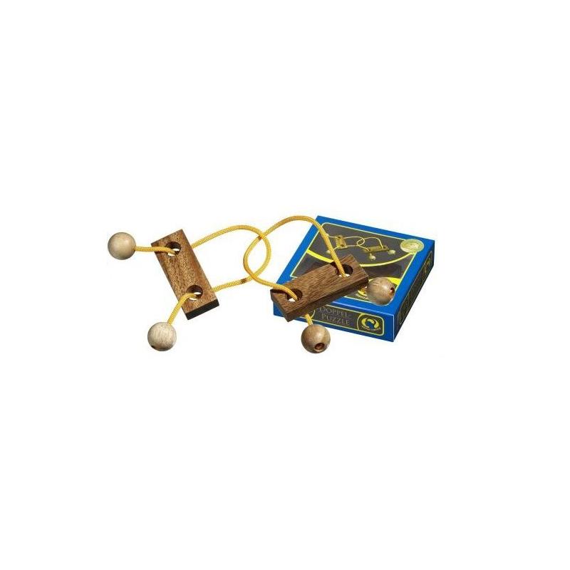 Nr.: 6103 Seilpuzzle Doppelpuzzle - 6103 Philos Spiele