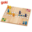 Nr.: 56914 Brettspiel Ludo mit flexiblem Spielfeld - 56914 GoKi