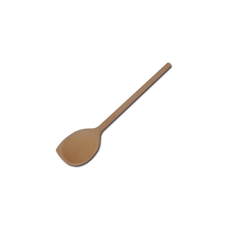 Nr.: 16X100 Kochlöffel spitz 25 oder 30 cm aus Buchenholz  - 163100 Holzladen24.de