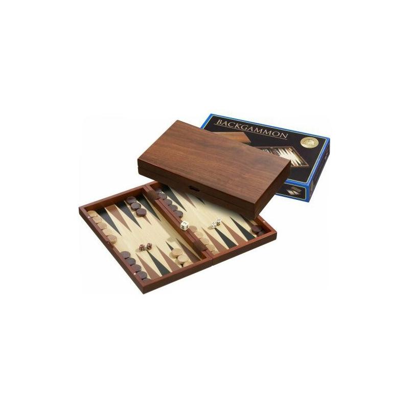 Nr.: 1133 Backgammon mittelgroß - 1133 von Philos Spiele
