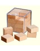 3D Puzzle Holz