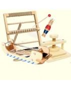 Geräte und Ausrüstung zum Basteln und Werken