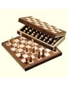 Schach sets aus Holz